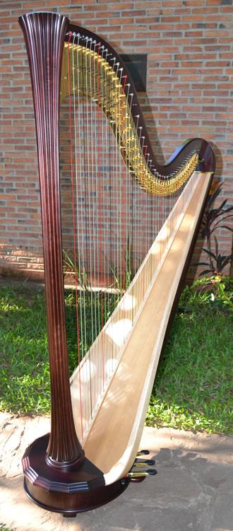 Lyon & Healy Style 100 harp